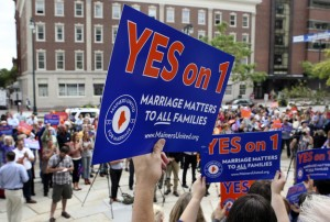 Election 2012: Marriage matters to all families